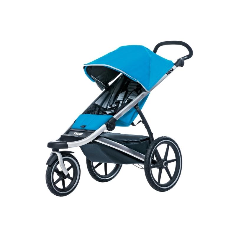 Thule Urban Glide lapsekäru, sinine