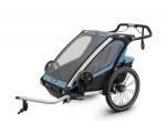 Jalgrattakäru kahele lapsele Thule Chariot Sport 2