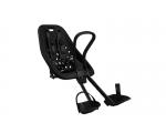 Jalgrattatool juhtrauale Thule Yepp Mini, musta värvi
