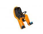 Детское велосипедное сиденье Thule RideAlong, оранжевое