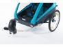 Прочный велосипедный прицеп Thule Coaster